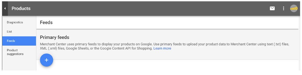 Part 2 - Set up your Google Shopping Feed